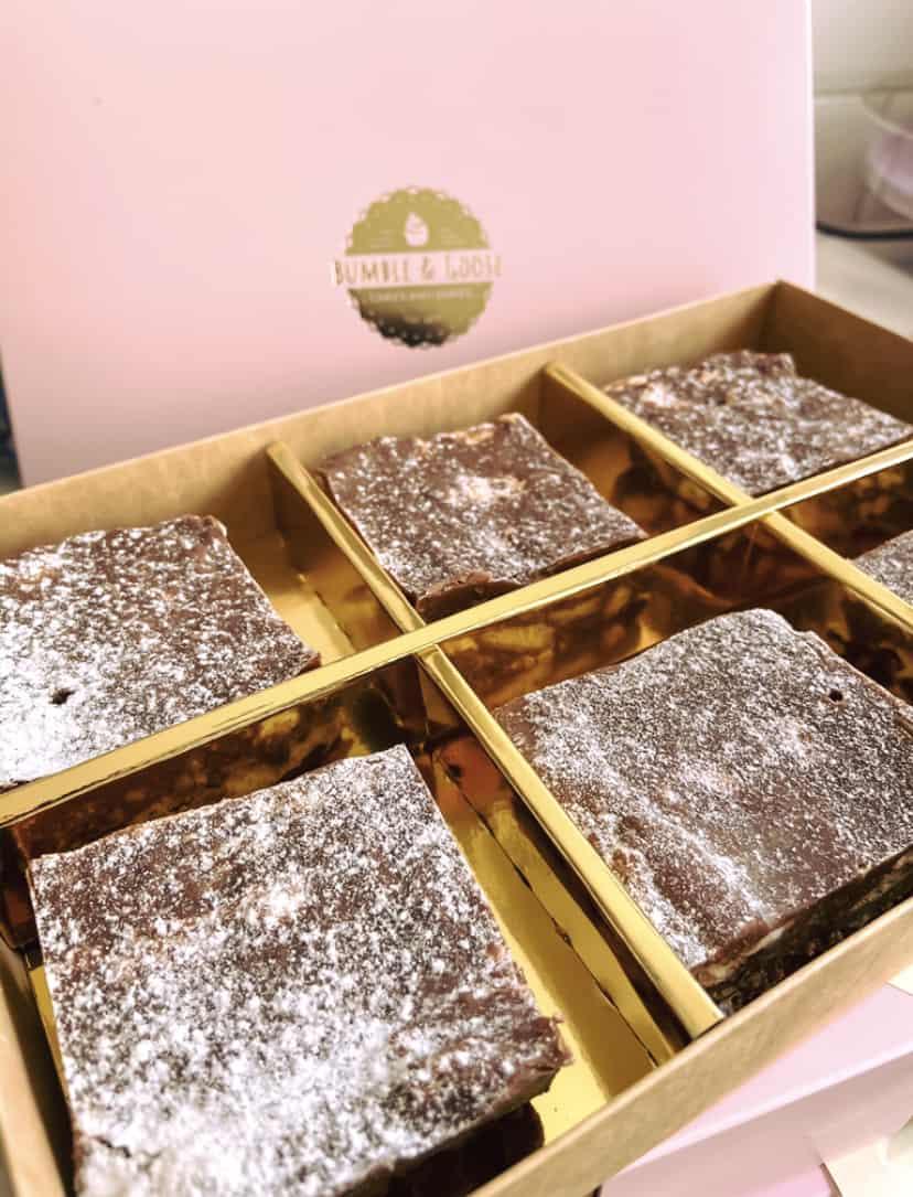 Luxury Box of Chocolate Rocky Roads