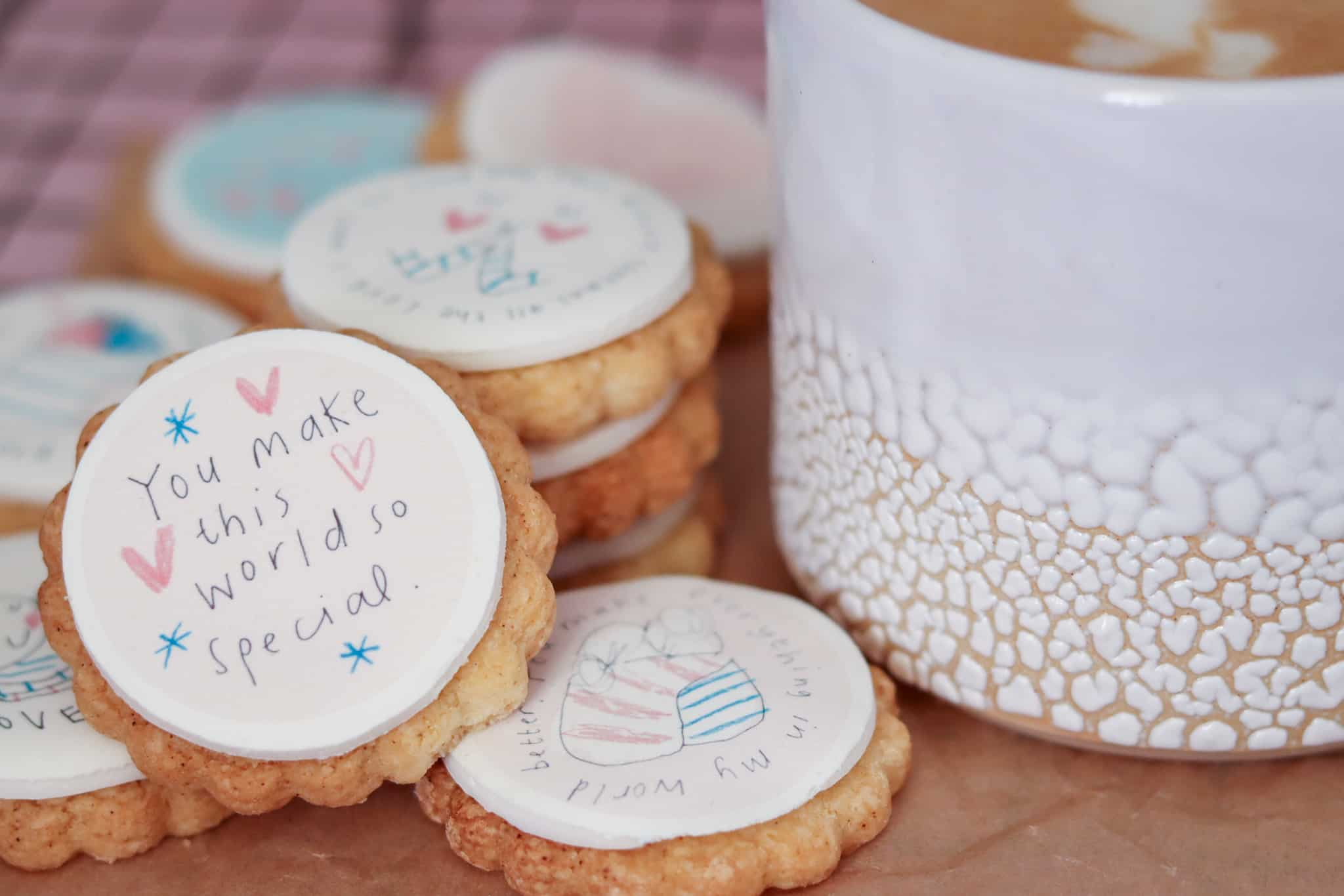 Mother's Day Sketchy Muma Biscuits Gallery Image