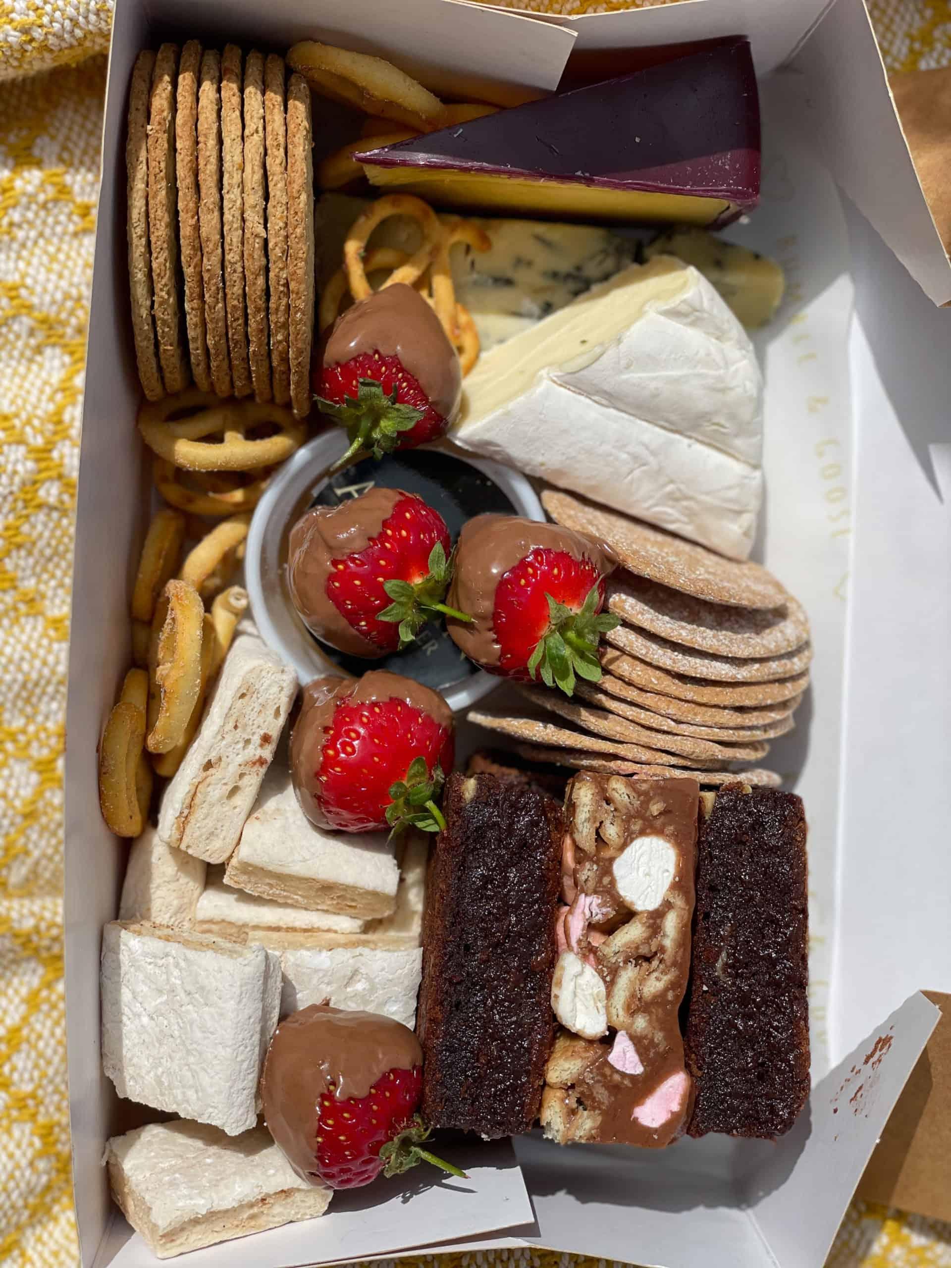 Bangor Open House Festival Food Box Gallery Image