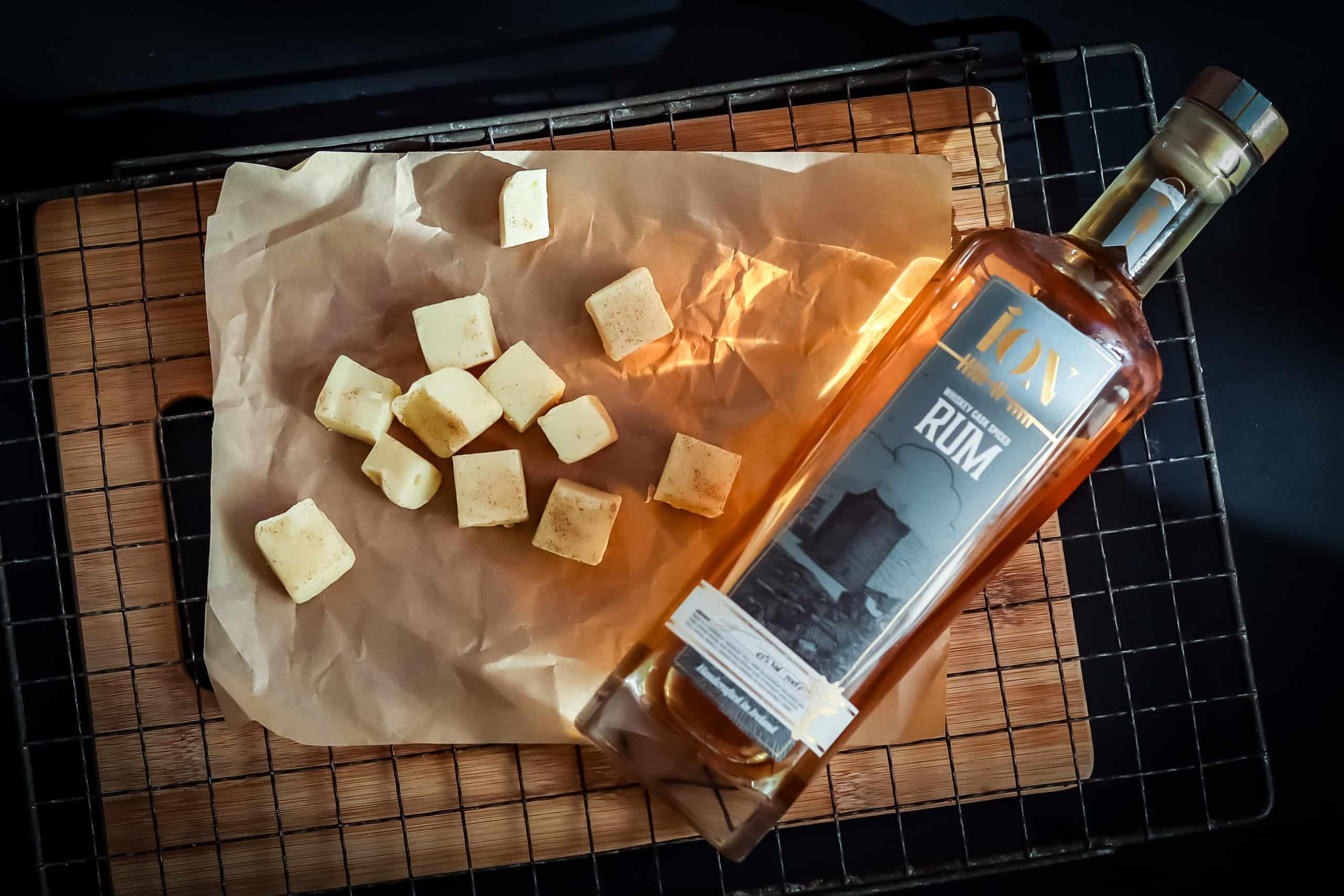 Ion Spiced Irish Rum Fudge