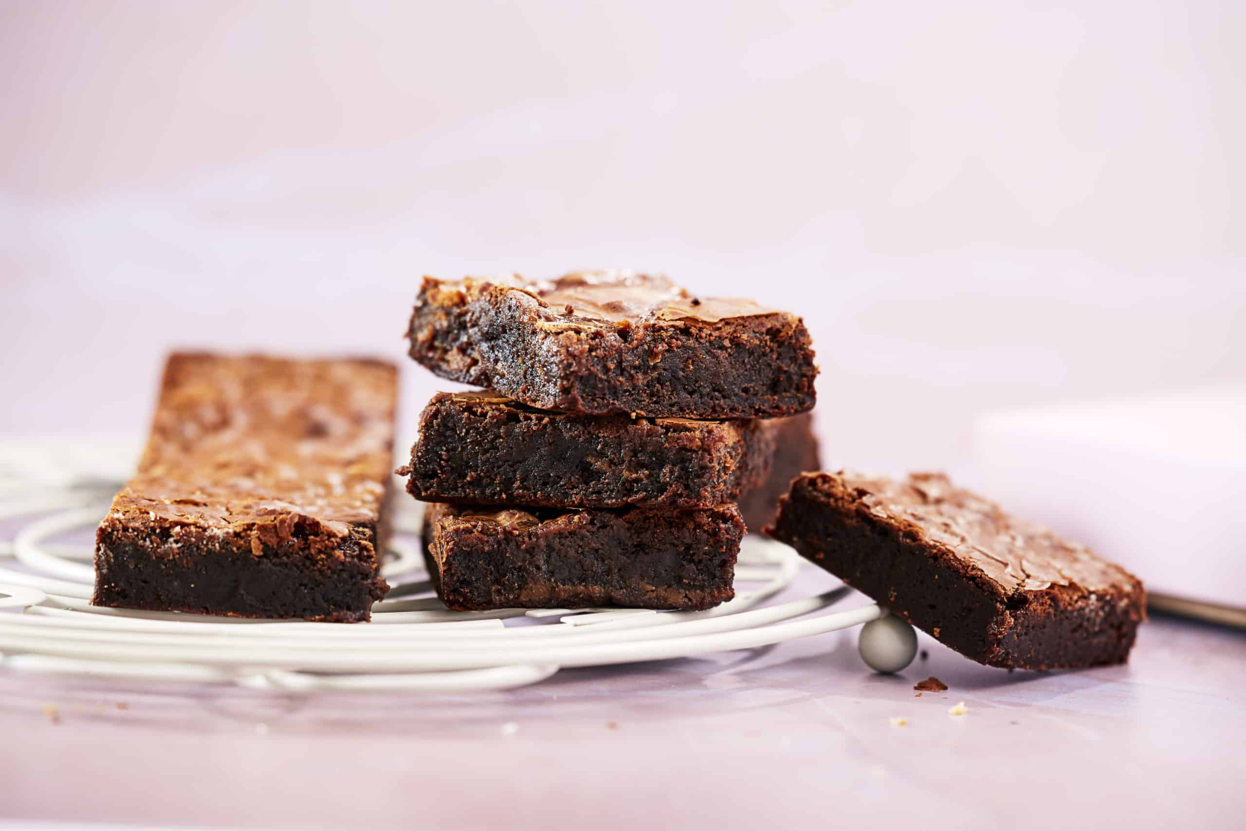 Father's Day Luxury Mixed Box of Brownies Gallery Image