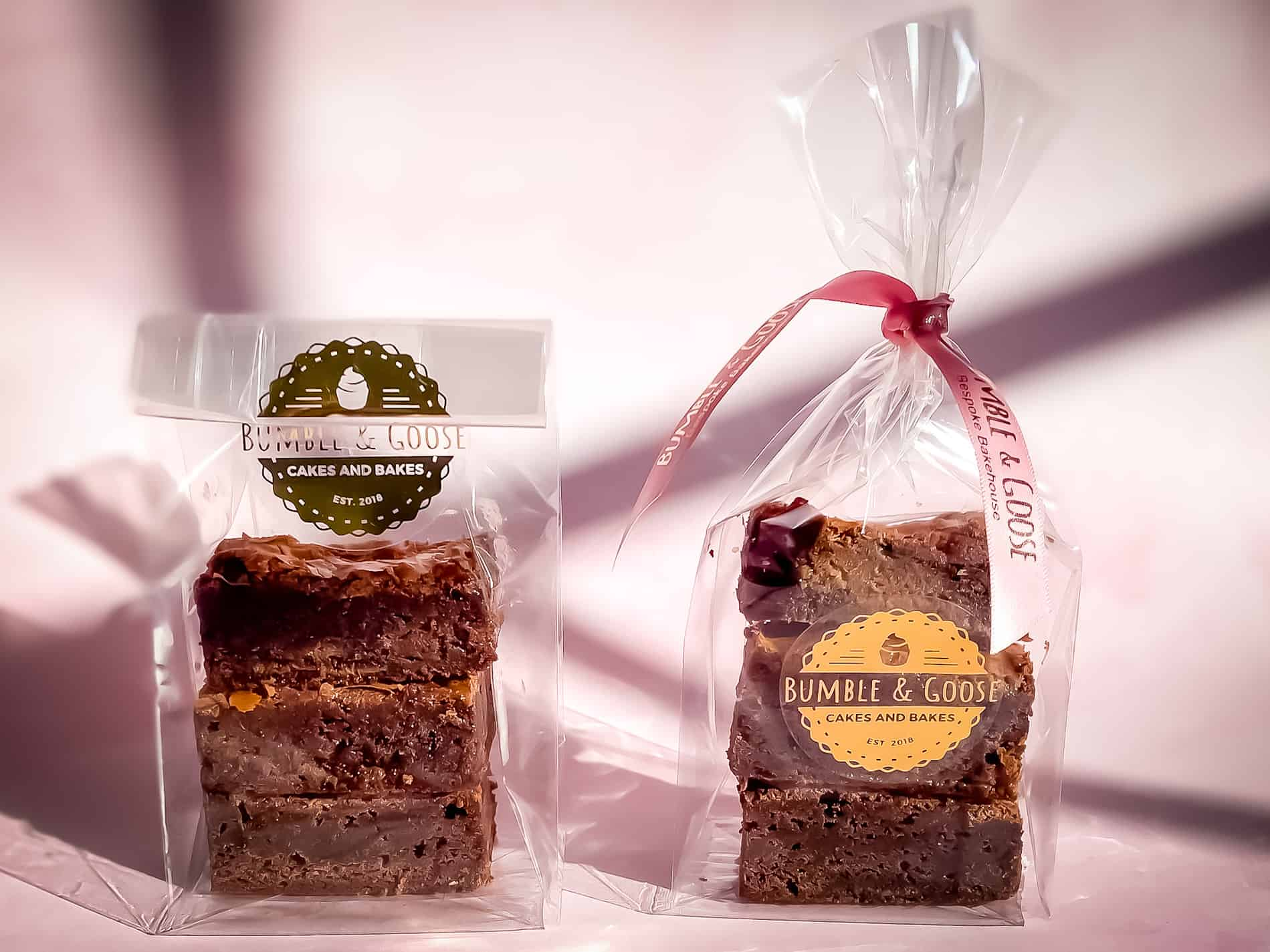 Handmade Brownie Bites