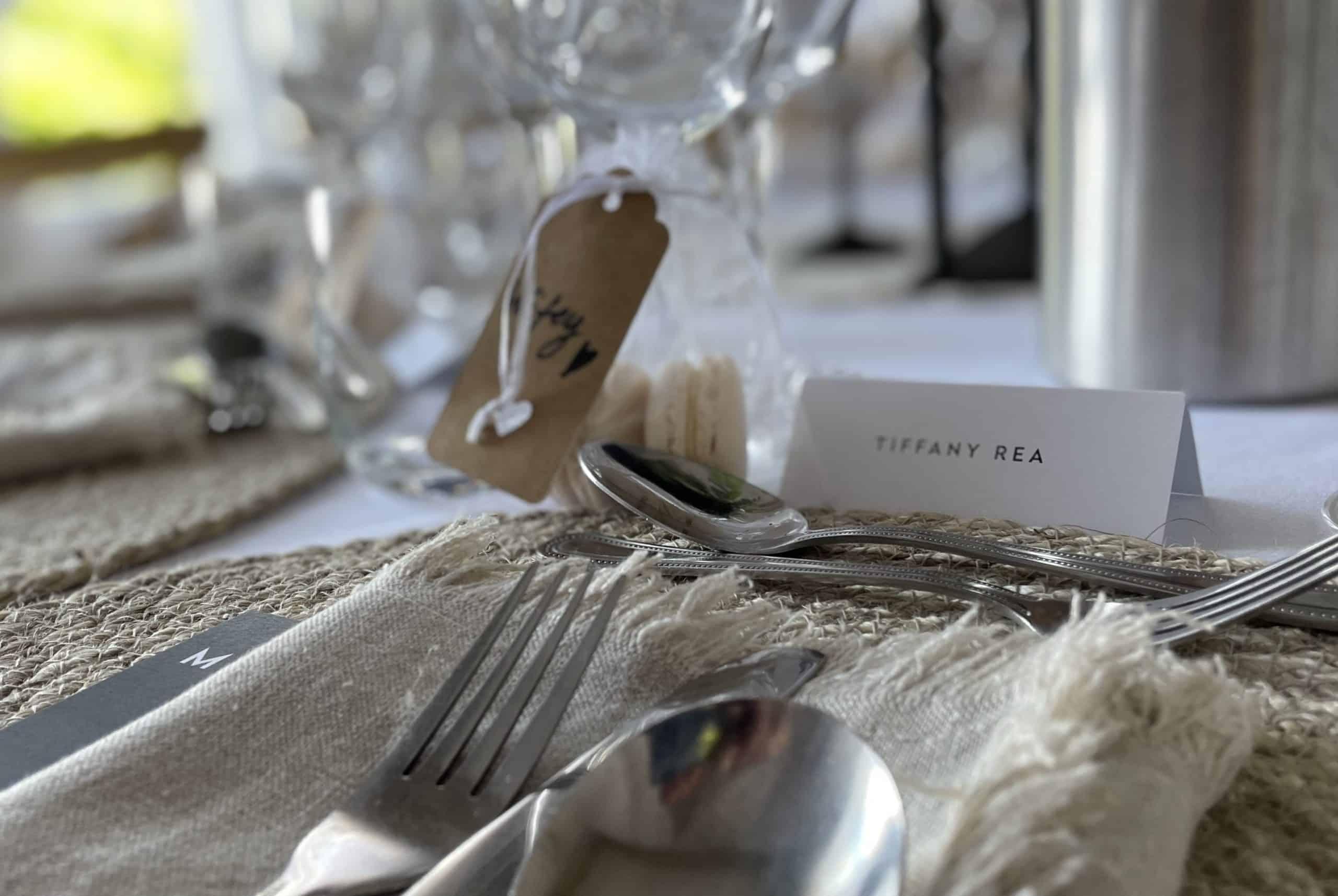 Handmade Macaron Wedding Favours Gallery Image