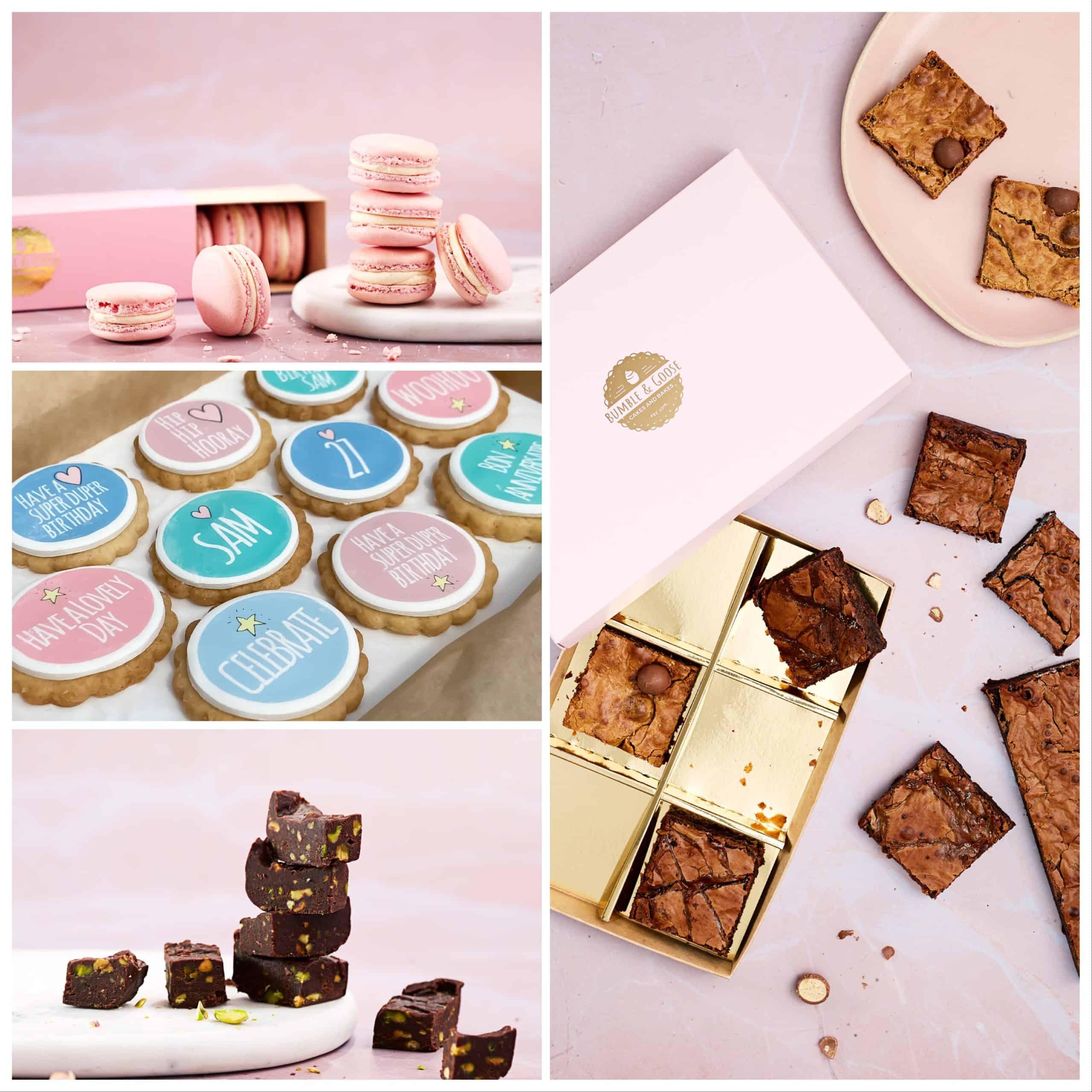 Postable Luxury Birthday Bundle/Afternoon Tea