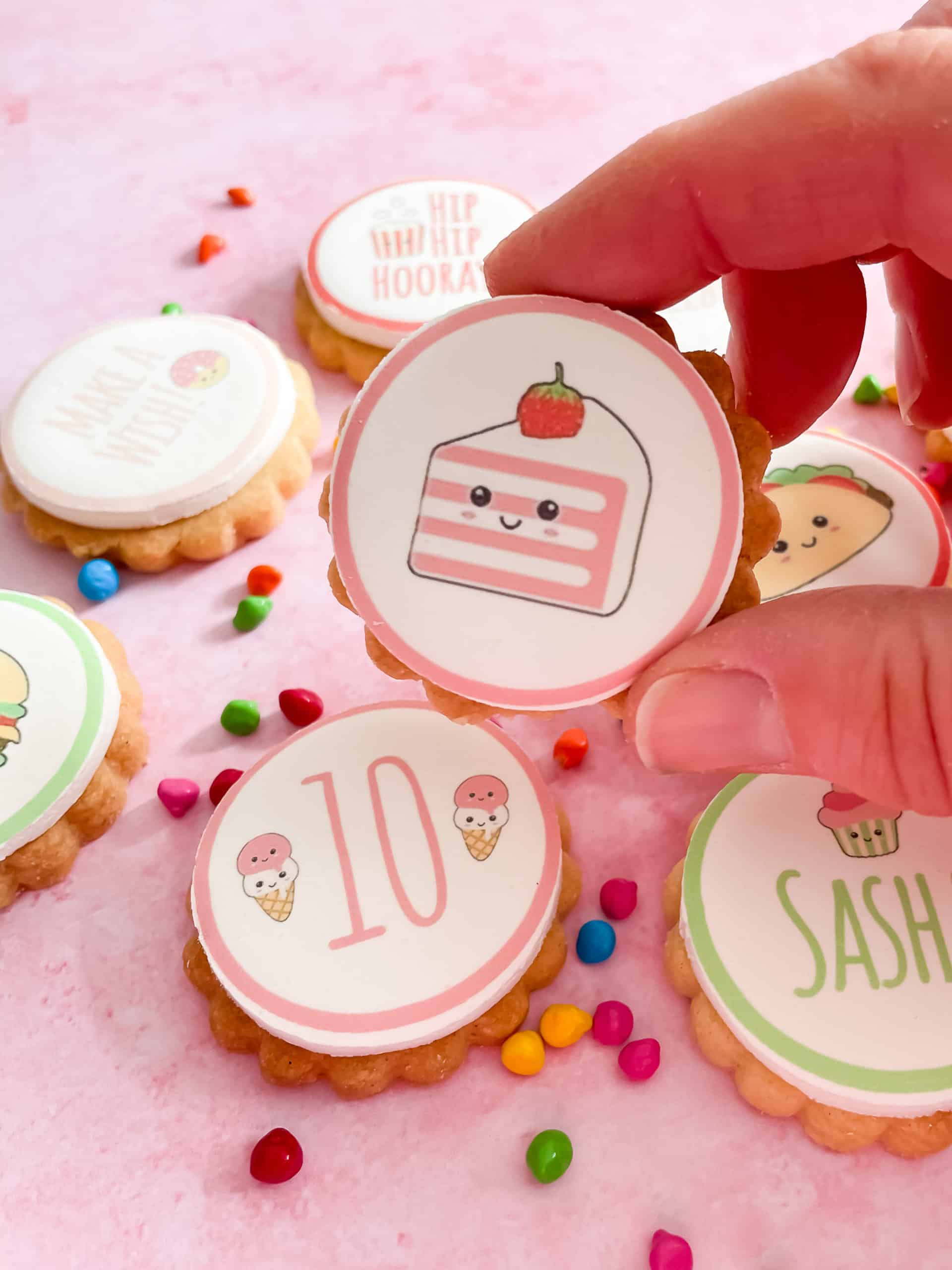 cake biscuits