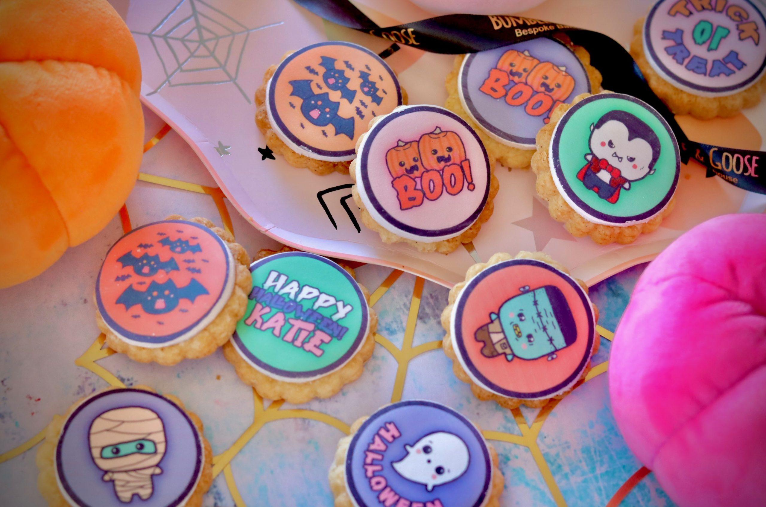 Halloween Biscuits & Brownies bundle