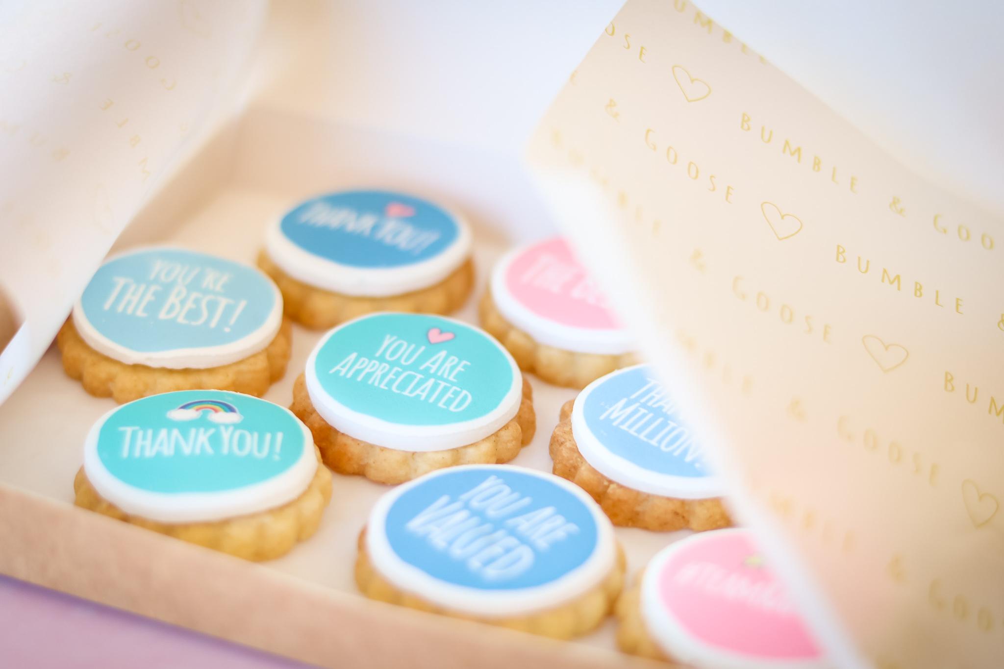 Appreciation Gift Biscuits