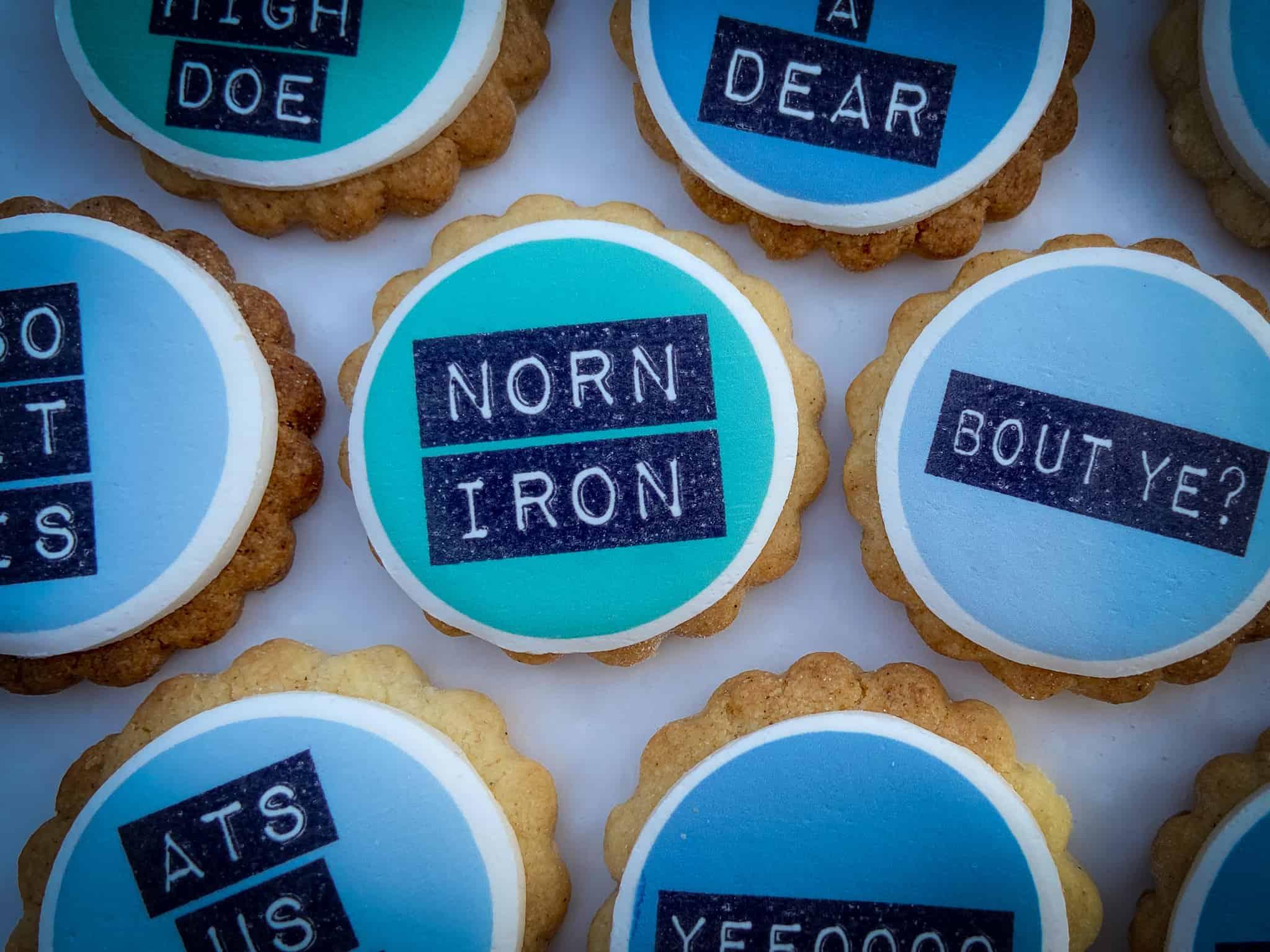 Norn Iron Biscuits (Northern Ireland)