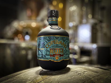 Copelands Distrillery Rum Fudge